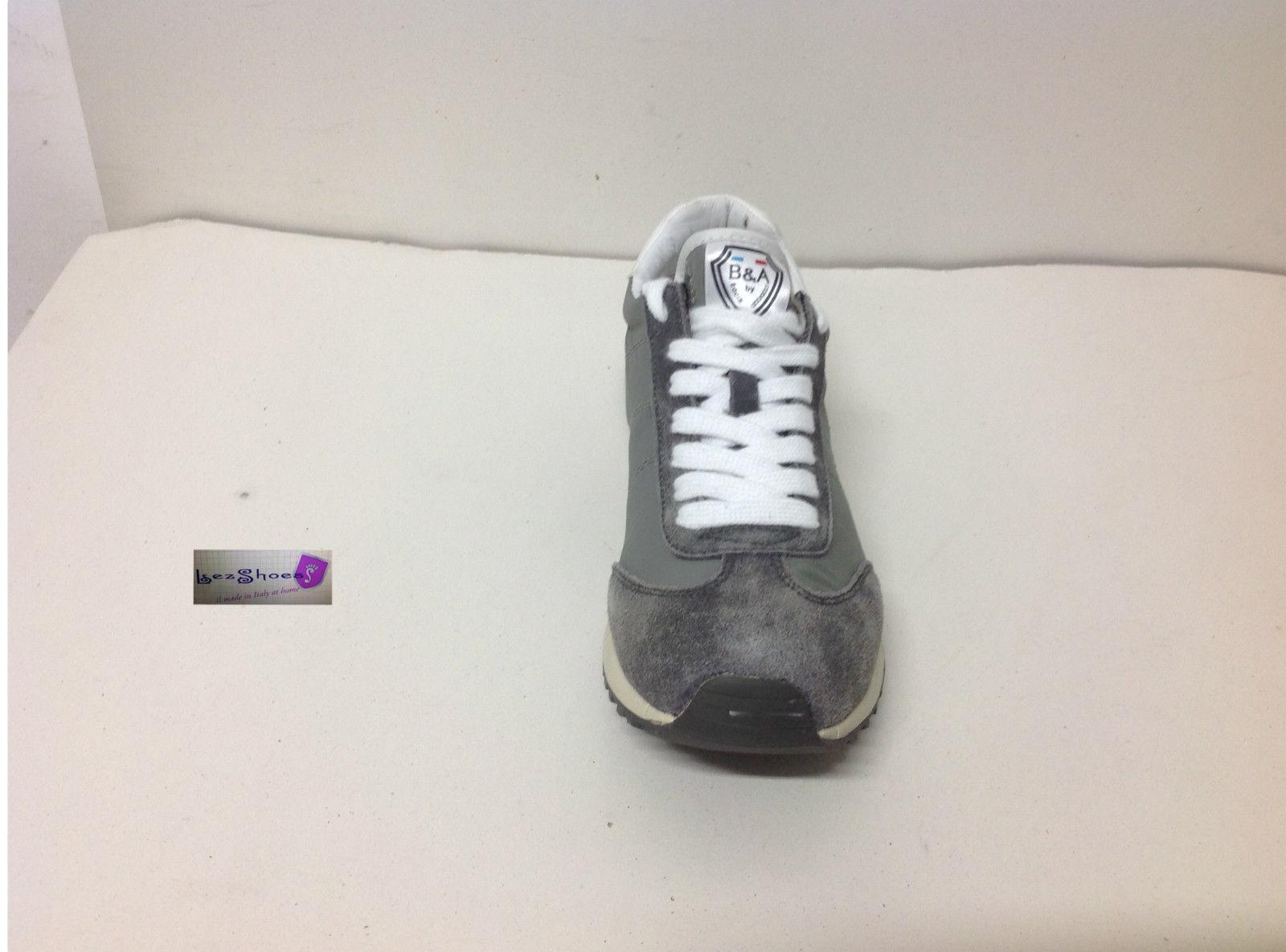 buy online 3577a 615a5 sneakers scamosciate - lezshoes - scarpe sneaker basse uomo ...