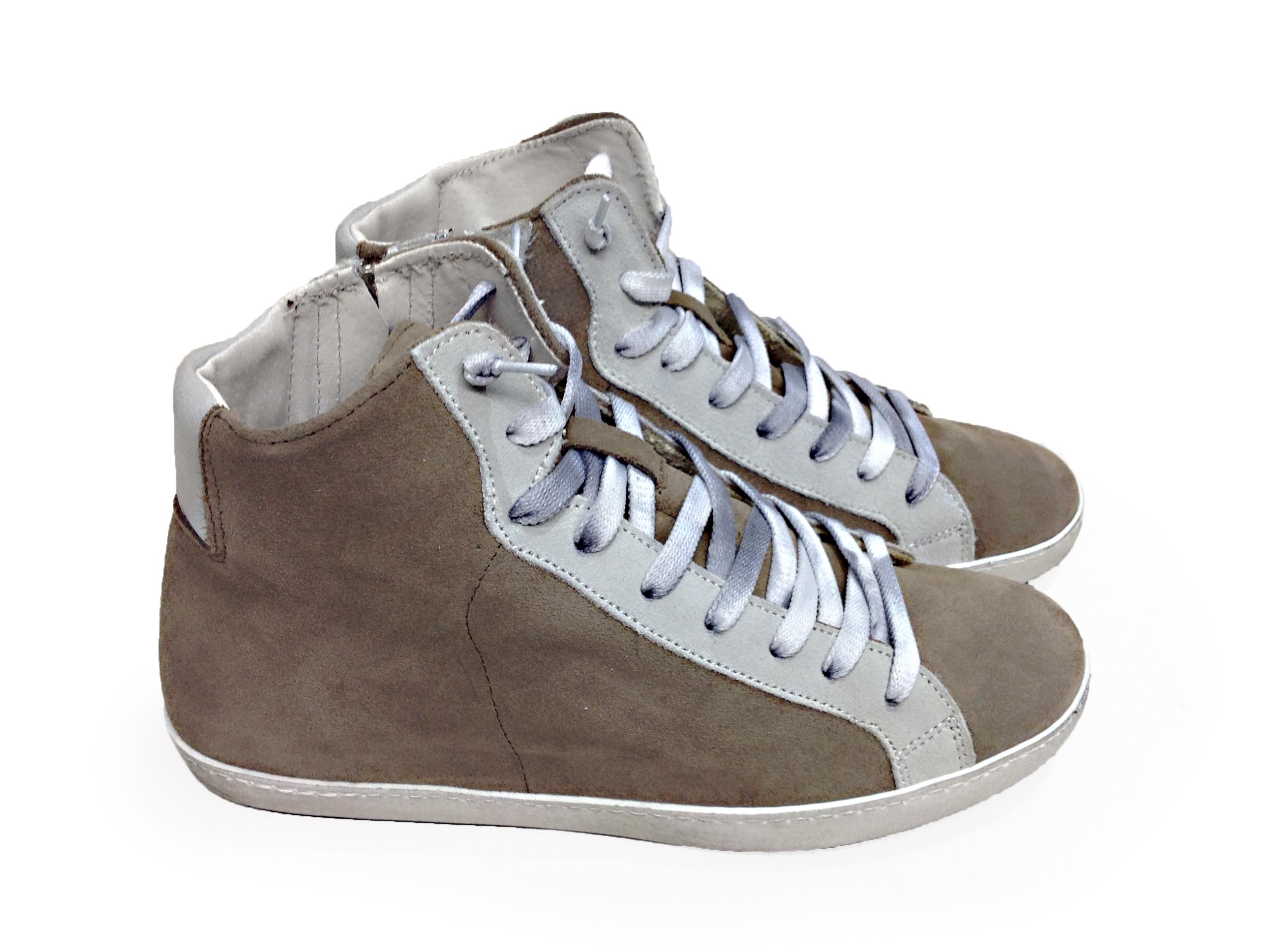Scarpe Lezshoes Scamosciate Via Sneakers Alte Uomo Yf7gb6yv